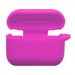 Silicon Case for Airpods Pro with Hook- Pink