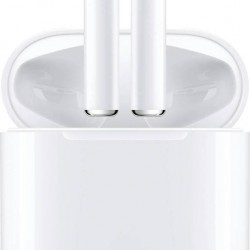 Apple AirPods 2 (2019) with Charging Case White EU
