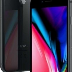 Apple iPhone 8 (256GB) Space Grey EU