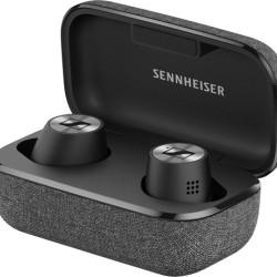 Sennheiser Momentum True Wireless 2 In-ear Bluetooth Handsfree Black