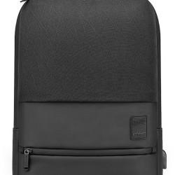 Arctic Hunter Backpack Black 15.6'', B00360-BK with laptop case, USB
