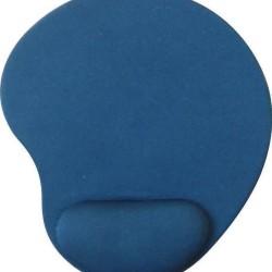 Gembird Gel Mousepad Blue with Wrist Support (MP-GEL-B) 260x220