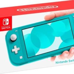 Nintendo Switch Lite Turquoise 32GB (HDH-S-GAZAA)