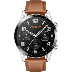 Huawei Watch GT 2 Classic Edition Pebble Brown Leather EU