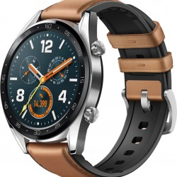 Huawei GT Ρολόι Χειρός Smartwatch Saddle Brown