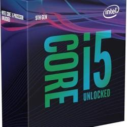 Intel Core i5-9600K Box