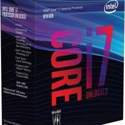 Intel Core i7-8700K Box