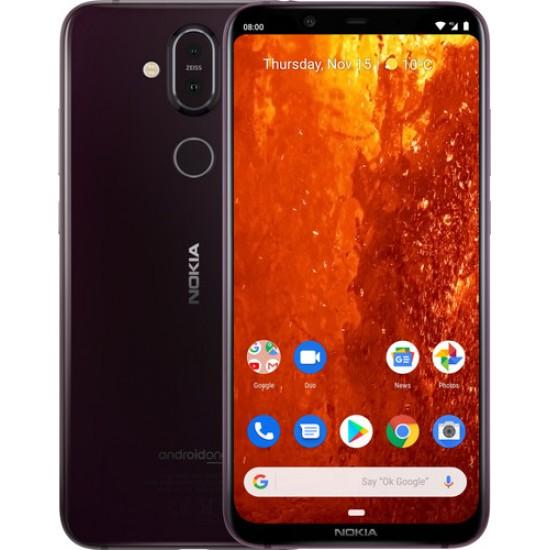 Nokia 8.1 Dual Sim 64GB/4GB Iron Purple EU