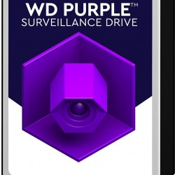 "WD Purple Surveillance 3.5"" 1TB, 64MB, 5400RPM, SATA III"
