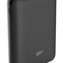 SILICON POWER Power Bank C100 10000mAh 2x USB Output Black