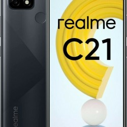 Realme C21 (32GB) Dual Sim Cross Black EU
