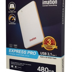 Imation SSD Express Pro 480GB Portable