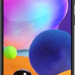 Samsung Galaxy A31 4GB/128GB Prism Crush Black EU