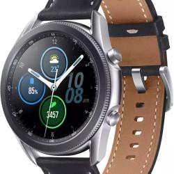 Samsung Galaxy Watch 3 Stainless Steel Mystic Silver 45mm R840