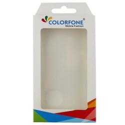 Colorfone Slim Case iPhone 12 Mini Black (5.4'')
