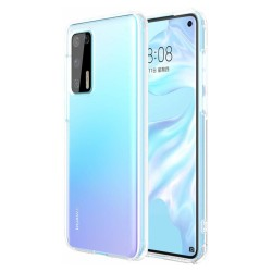Colorfone Case Tr. White for Huawei P40 Lite Coolskin3T