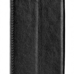 Powertech Leather magnet for iPhone 7/8/SE 2020 Black