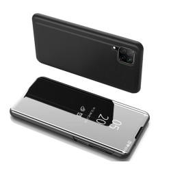 PT Clear View Case for Huawei P40 Lite Black, PowerTech