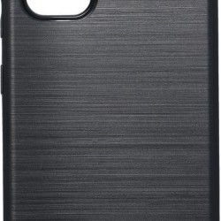 Forcell Carbon Case Black for Xiaomi Redmi Note 10 Pro