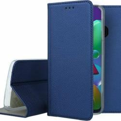 Smart Case Book Navy Blue for Samsung Galaxy M21