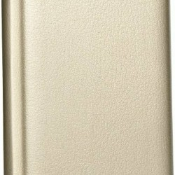 Book Forcell Elegance for Samsung Galaxy M21 - Gold