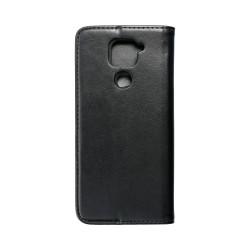 Magnet Book Case for Xiaomi Redmi Note 9 - Black