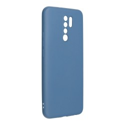 Forcell Silicon Lite Case Blue for Xiaomi Redmi 9