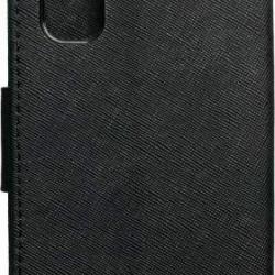 Fancy Book Case Black for Realme 7