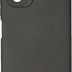 Forcell Silicon Black Case for Xiaomi Redmi Note 10 Pro