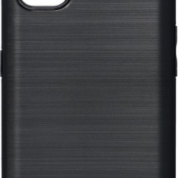 Forcell Carbon Case Black for Realme 7 Pro