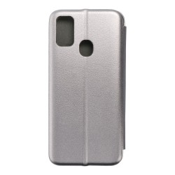 Book Forcell Elegance for Samsung Galaxy M21 - Grey