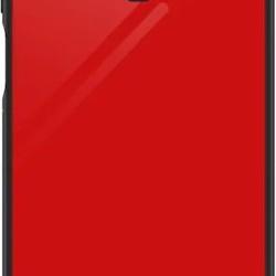 Glass Case Red for Xiaomi Redmi Note 9s / 9 Pro