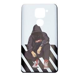 Case for Xiaomi Redmi Note 9 ECO TPU Hoodie