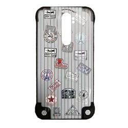 Travelbag Silver Case for Xiaomi Redmi Note 8 Pro