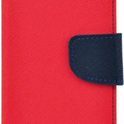 Case Fancy Book Red/Navy for Samsung Galaxy A20e