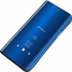 Clear View Case Blue for Xiaomi Redmi Note 9