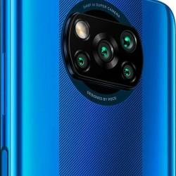 Xiaomi Poco X3 NFC (6GB/64GB) Cobalt Blue Dual-Sim EU