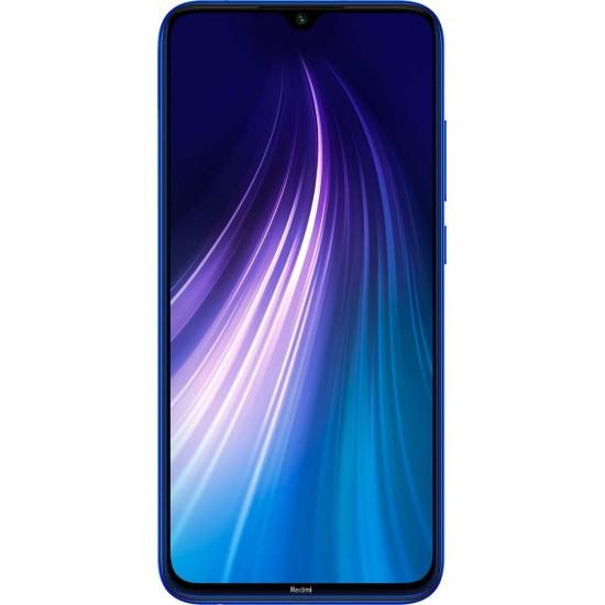 Xiaomi Redmi Note 8 (2021) 64GB Dual Sim Neptune Blue EU