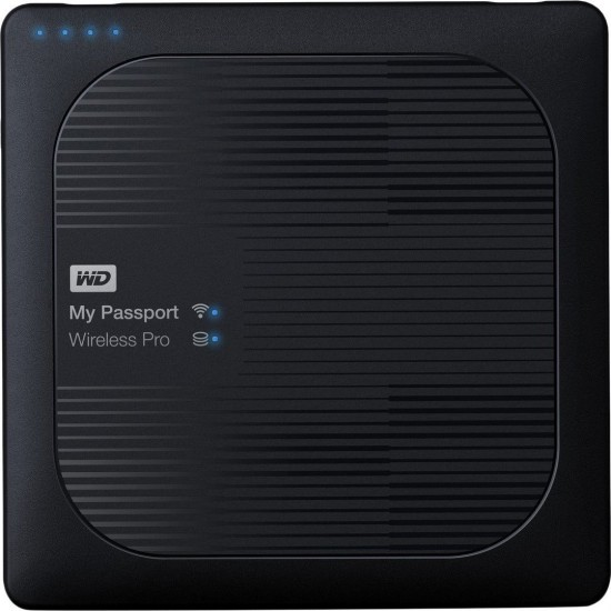 WESTERN DIGITAL MY PASSPORT WIRELESS PRO 2TB