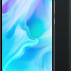 Volte-Tel Silicon Case for Huawei P30 Lite, Black - 6.0'' Tpu Camera Guard