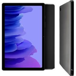 Volte-Tel Silicon Case Black Samsung Tab A7 T500/T505 10.4'' - Deluxe Tpu Camera Guard
